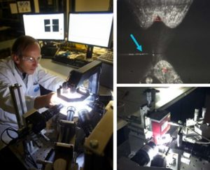 CarbonSpec is the CSIRO carbon fiber team's metrology to understand and predict fiber properties, including the creation of new methods and instruments to measure transverse and compression properties.